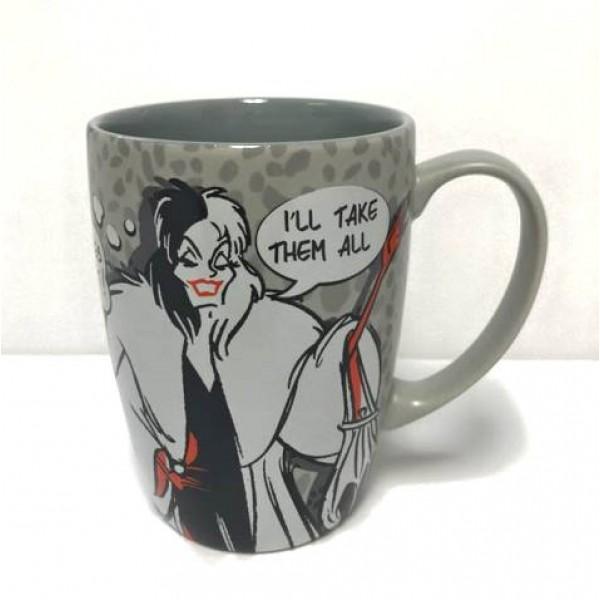 Disney Cruella De Vil Mug