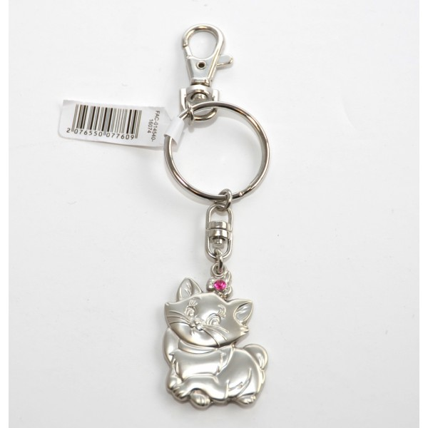 Disney Marie from Aristocats key ring