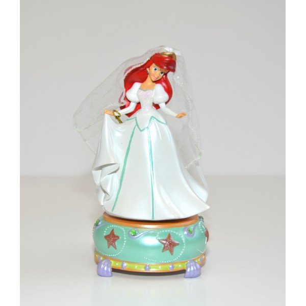 Disneyland Paris Ariel Musical Figurine