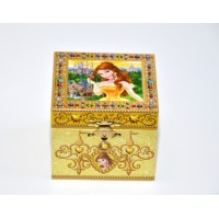 Belle Musical Jewellery Box