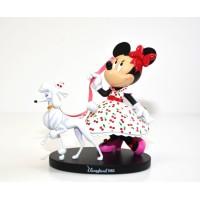 Vintage Minnie Mouse Figurine, Disneyland Paris