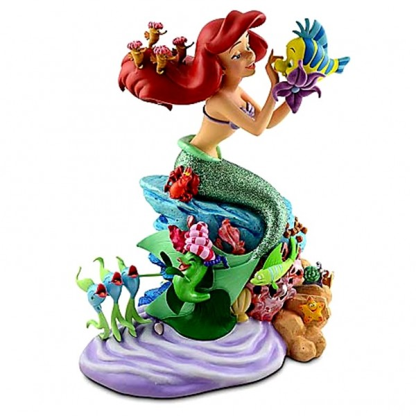 Ariel The Little Mermaid and Friends Figurine