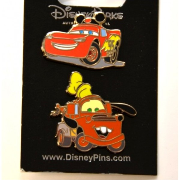 Disney Pixar Cars Pin Collection
