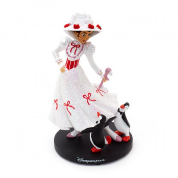 Disney Mary Poppins Figurine, Disneyland Paris