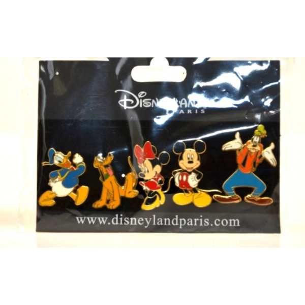 Mickey and Friends Pins