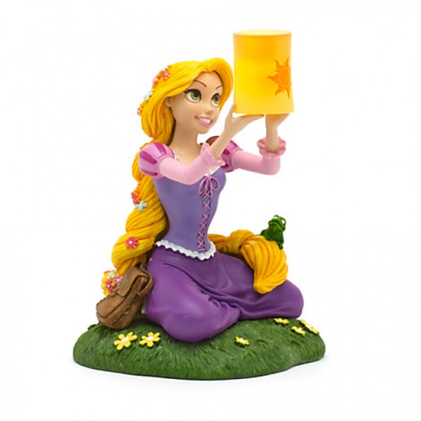Disneyland Paris Rapunzel Light-Up Figurine