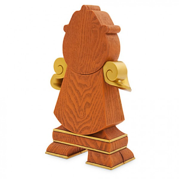 Cogsworth Clock - Beauty and the Beast Figurine