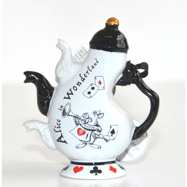 Alice in Wonderland Teapot ornament, New collection Disneyland Paris