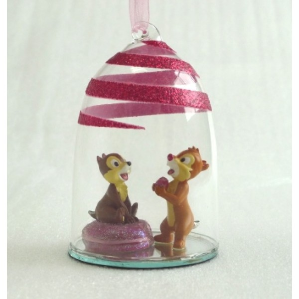 Disney Chip & Dale Bauble Ornament