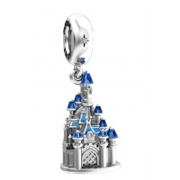 The castle of the Sleeping Beauty Charm by Pandora