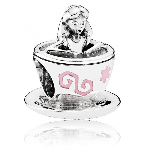 Alice in Teacup Charm by Pandora