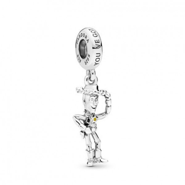 Disney Woody - Pixar Toy Story Pandora Dangle Charm