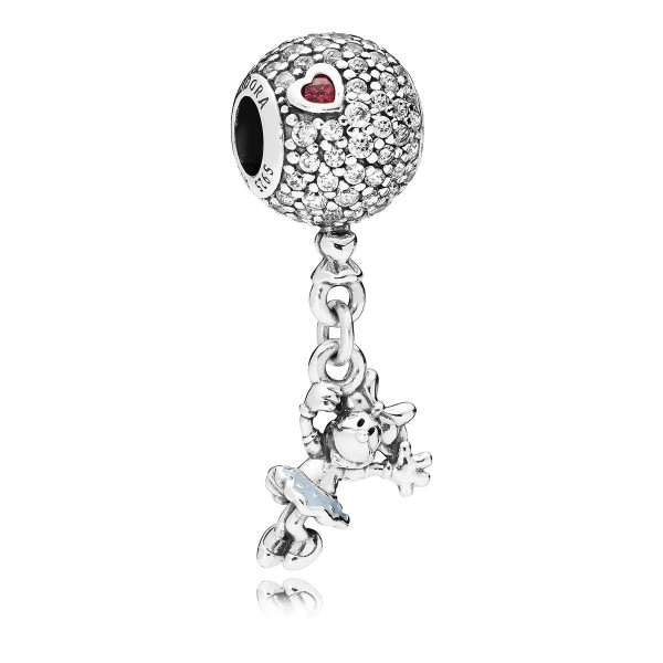 Minnie Mouse Dangle Charm by Pandora