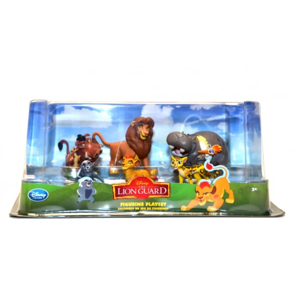Disney The Lion Guard Figure Set