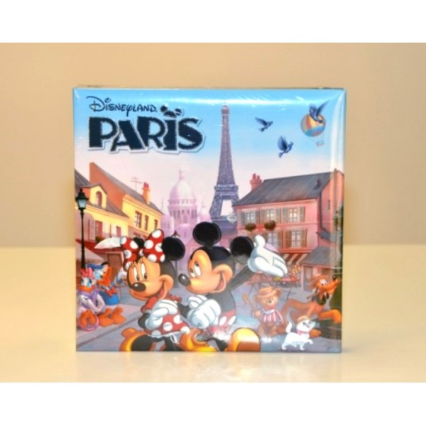 Disneyland Paris Mickey and Minnie in Paris Photo Album