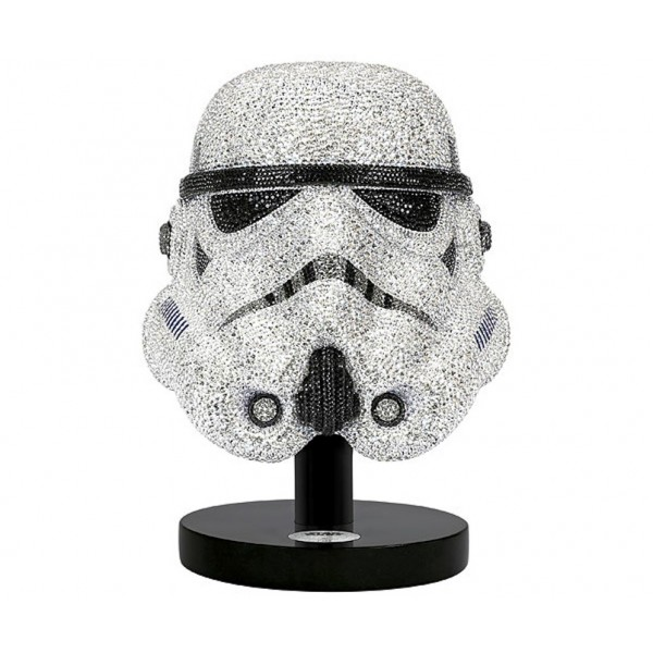 Swarovski Star Wars - Stormtrooper Helmet, Limited Edition