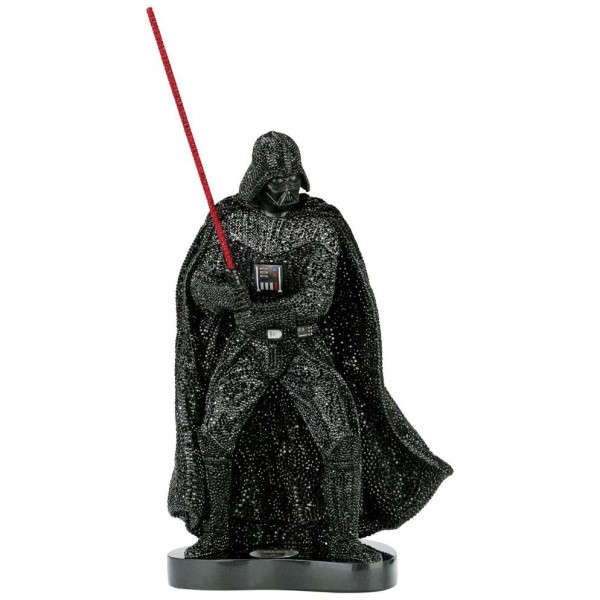 Swarovski Star Wars Crystal Myriad Darth Vader, Limited Edition