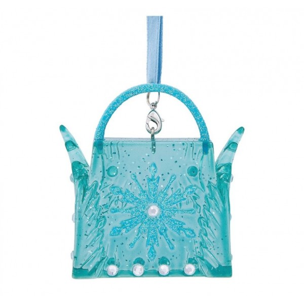 Disney Frozen Elsa Handbag Christmas Ornament