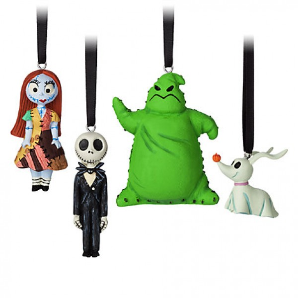 The Nightmare Before Christmas Hanging Ornaments