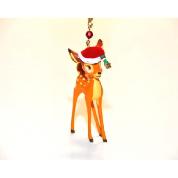 Bambi Christmas Ornament