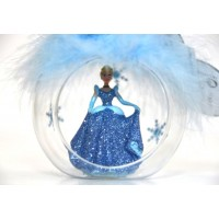 Cinderella Bauble Christmas Ornament