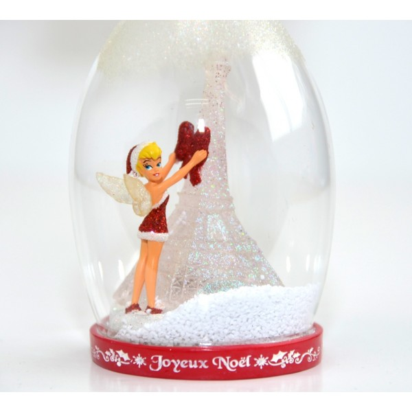 Tinker Bell Light up Christmas Bauble
