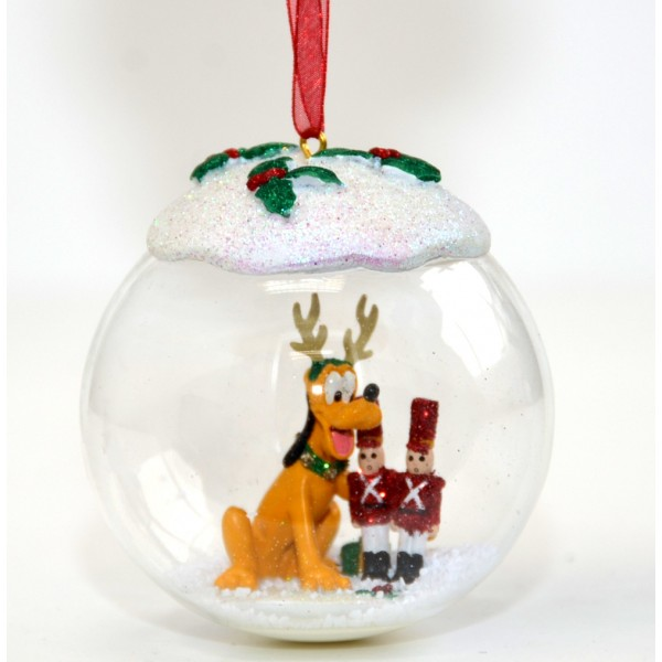 Disney Pluto Christmas Bauble Ornament