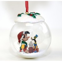 Disney Pinocchio Christmas Bauble Ornament