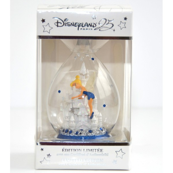 Tinker Bell Limited Edition Christmas Bauble, Disneyland Paris 25th Anniversary