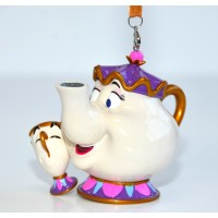 Mrs Potts and Chip from Beauty and The Beast Hanging Ornament