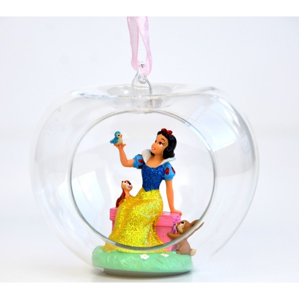 Disney Snow White Christmas Bauble Ornament