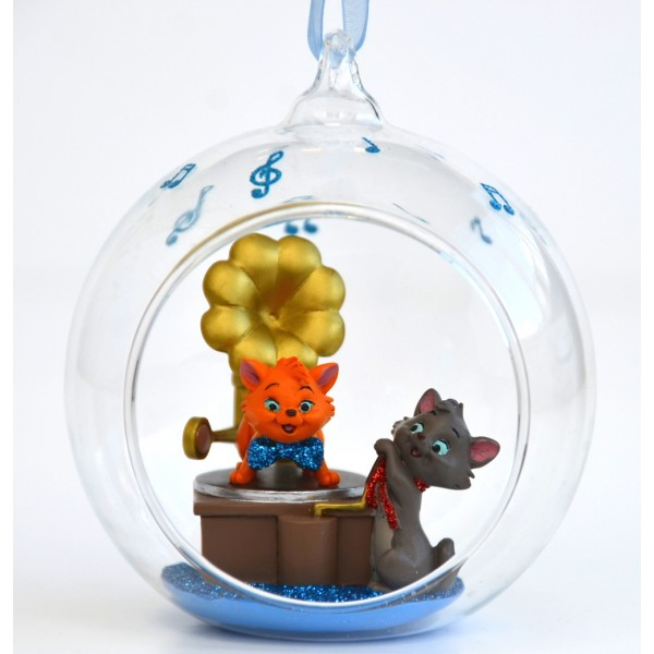 Disney AristoCats Christmas Bauble Ornament