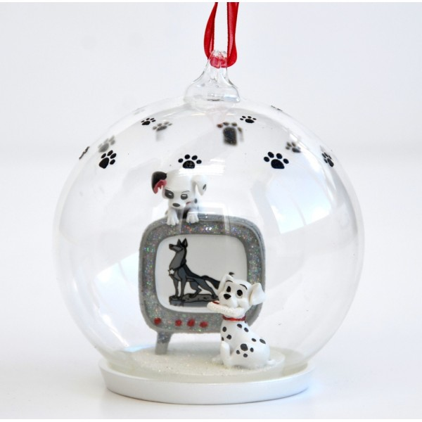 Disney 101 Dalmatians Christmas Bauble