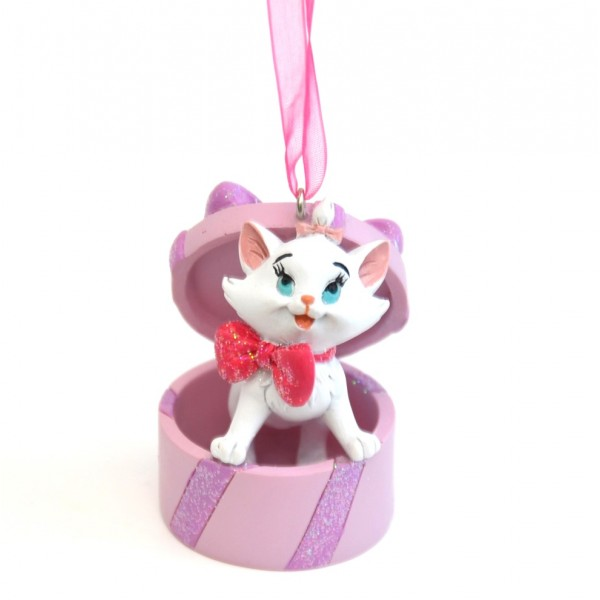 Disney Marie from Aristocats Christmas tree Decoration, Disneyland Paris