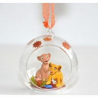 Disney Simba from Lion King bauble Ornament