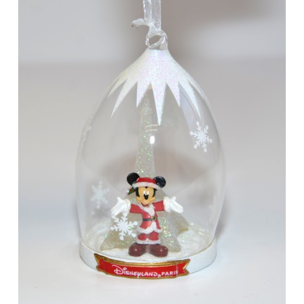 Disneyland Paris Mickey Mouse Light up Ornament