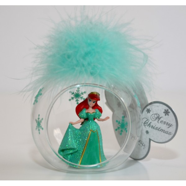 Ariel Bauble Christmas Ornament