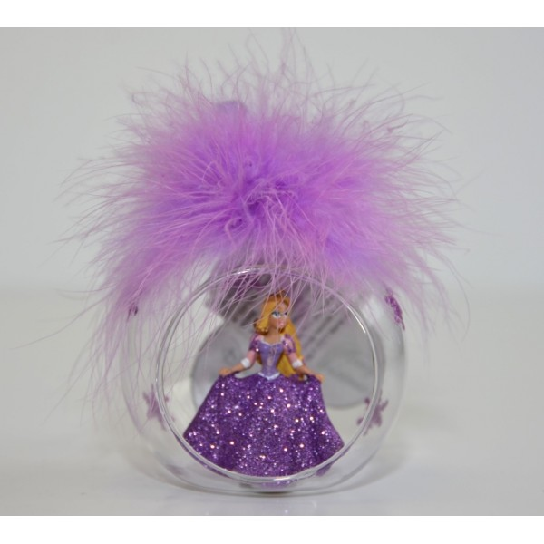 Rapunzel Bauble Christmas Ornament