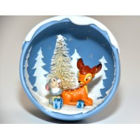 Disney Bambi and Thumper Christmas Tree Decoration