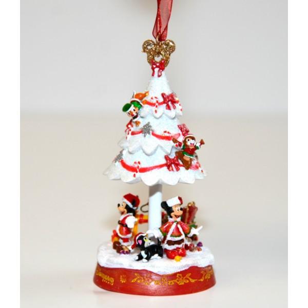 Disneyland Paris Christmas Tree Ornament