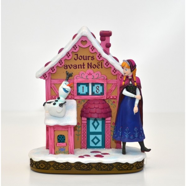 Disneyland Paris Frozen Christmas Countdown Ornament