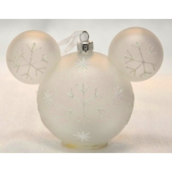 Disney Light-up Ornaments Mickey Ears