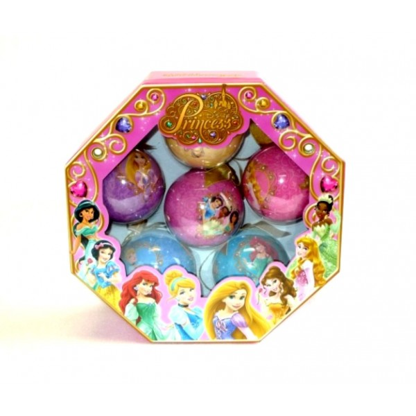 Disney Princess Baubles ( Set of 6 )
