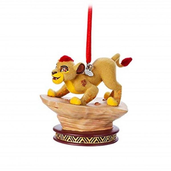 Disney Kion Sketchbook Ornament - The Lion Guard
