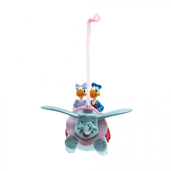 Donald and Daisy Dumbo Decoration