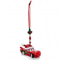 Lightning McQueen Christmas Decoration