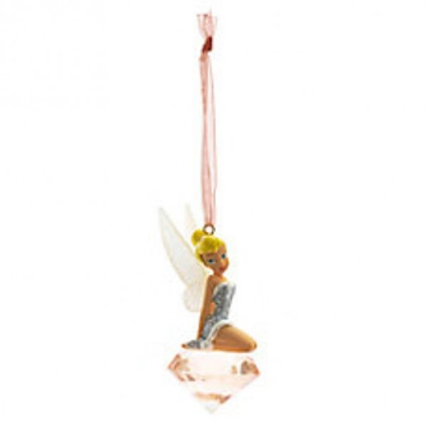 Disneyland Paris Tinker Bell Christmas Decoration