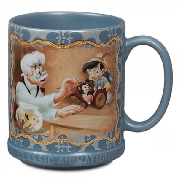Animation Collection Coffee Mug Classic Pinocchio