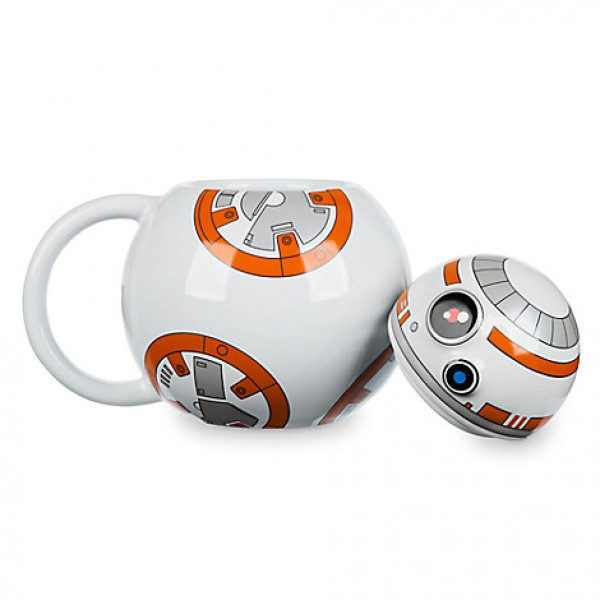 Star Wars BB-8 Mug with Lid