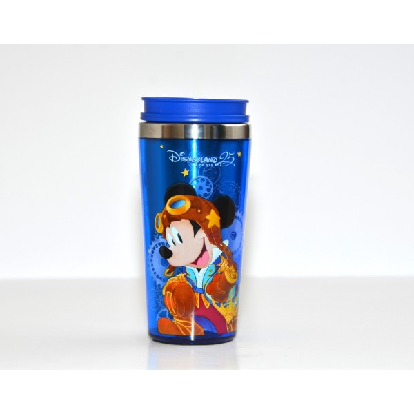 Disneyland Paris 25th Anniversary Travel Mug